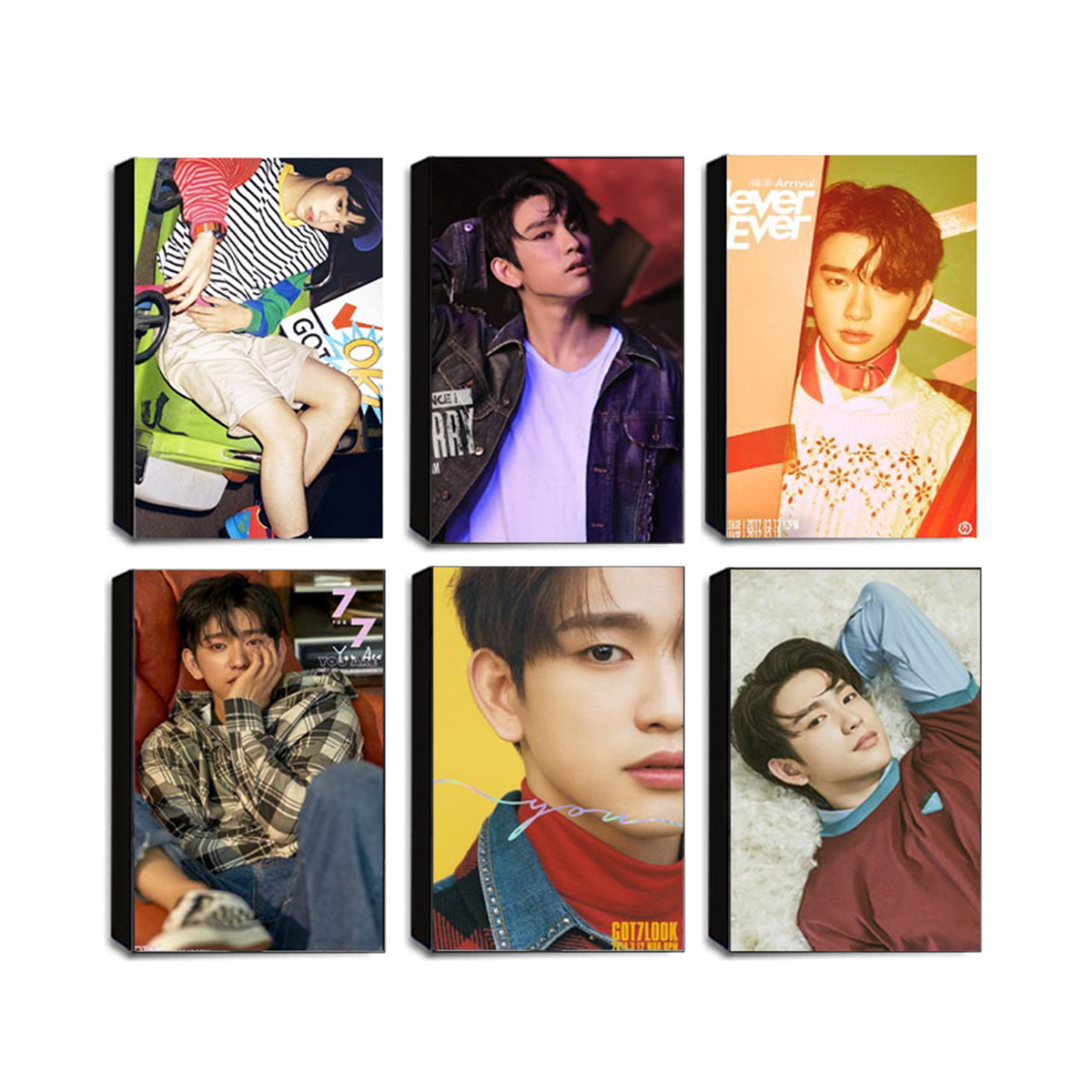 GOT7 JR COVER